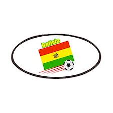 Bolivia Soccer Team Patches