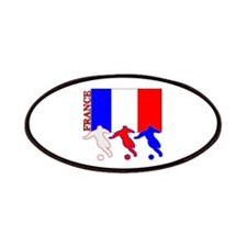 Soccer France Patches