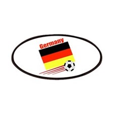 Germany Soccer Team Patches