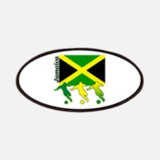 Jamaica Soccer Patches