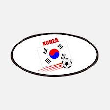 Korea Soccer Team Patches