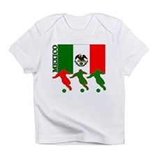 Soccer Mexico Infant T-Shirt