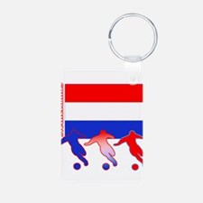 Soccer Holland Keychains
