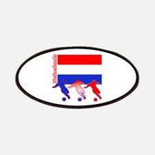 Soccer Holland Patches