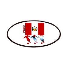 Peru Soccer Patches
