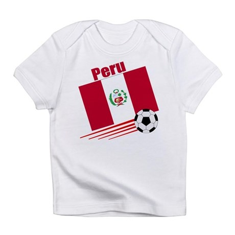 Peru Soccer Team Infant T-Shirt