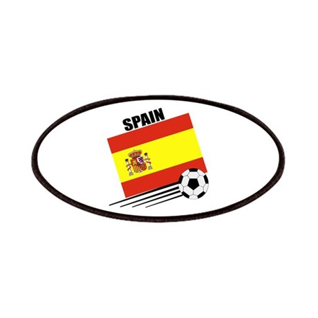 Spain Soccer Team Patches