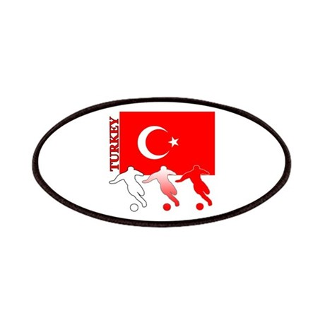 Turkey Soccer Patches