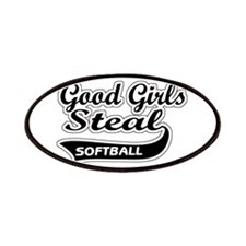Good Girls Steal (black) Patches