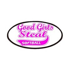 Good Girls Steal (pink) Patches