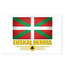Euskal Herria Postcards (Package of 8)