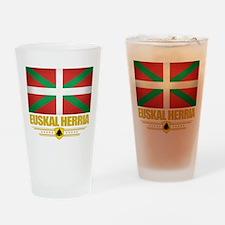 Euskal Herria Drinking Glass
