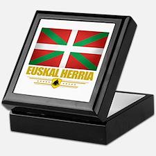 Euskal Herria Keepsake Box
