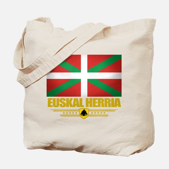 Euskal Herria Tote Bag