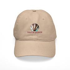 South Beach Baseball Baseball Cap