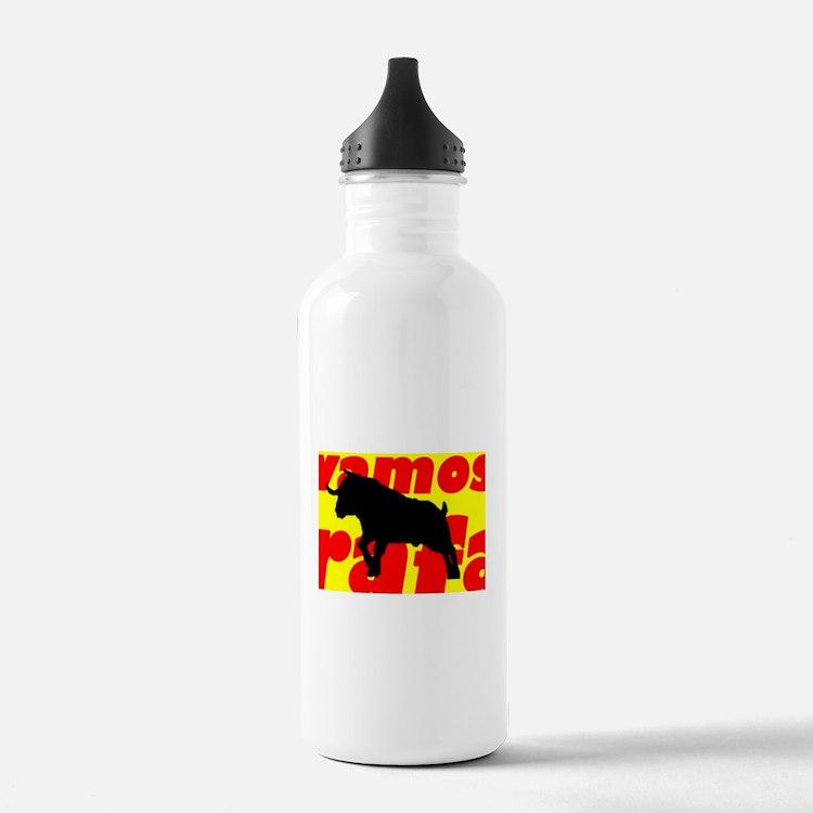 Cute French open Water Bottle