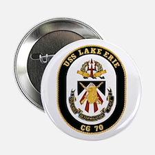 USS Lake Erie CG 70 Button