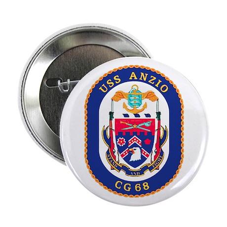 USS Anzio CG 68 Button