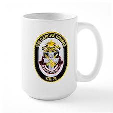 USS Cape St. George CG 71 Mug
