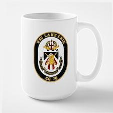 USS Lake Erie CG 70 Mug