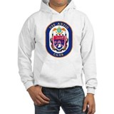 Uss lake erie Hooded Sweatshirt
