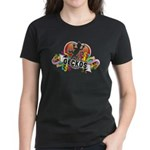 Gecko Heart Women's Dark T-Shirt