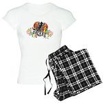 Gecko Heart Women's Light Pajamas
