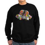 Gecko Heart Sweatshirt (dark)