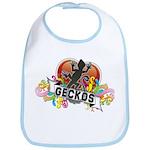 Gecko Heart Bib