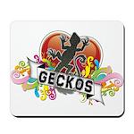 Gecko Heart Mousepad