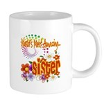Amazing sister copy.png 20 oz Ceramic Mega Mug