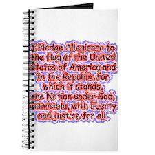 Pledge Allegiance Journal