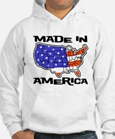 Made in America Jumper Hoody
