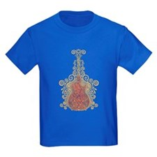 Day of the Dead Guitar T