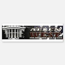 Allen West, Bumper Bumper Sticker