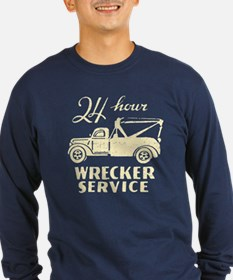 Retro Wrecking Truck T