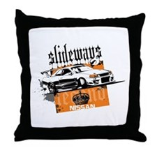 Nissan Throw Pillow