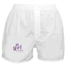 Girlpages Chicks Rock! Boxer Shorts