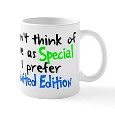 Limited Edition Green/Blue Mug