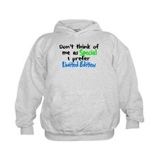 Limited Edition Green/Blue Hoodie