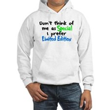 Limited Edition Green/Blue Jumper Hoody
