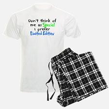 Limited Edition Green/Blue Pajamas