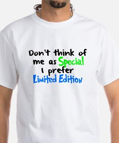 Limited Edition Green/Blue Shirt