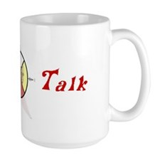 The Let's Talk Mug
