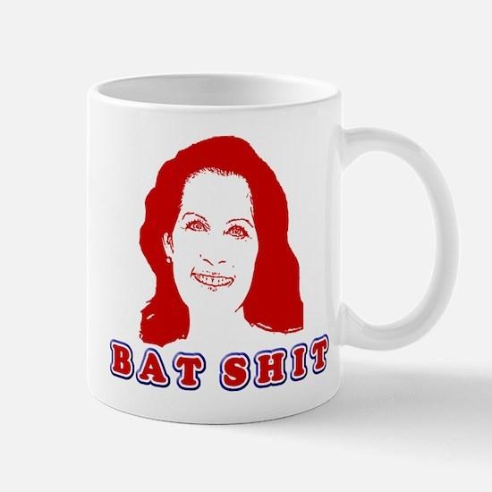 Bat Shit Bachmann Mug