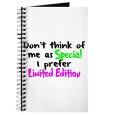 Limited Edition Green/Pink Journal