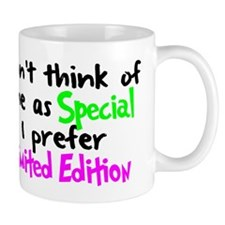 Limited Edition Green/Pink Mug