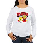 Super Women's Long Sleeve T-Shirt