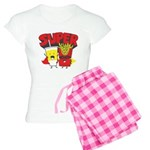 Super Women's Light Pajamas