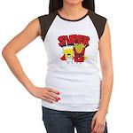 Super Women's Cap Sleeve T-Shirt